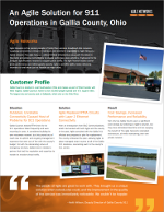 Agile Gallia County Case Study