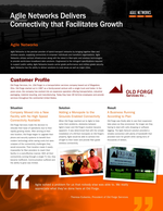 Agile Old Forge Case Study